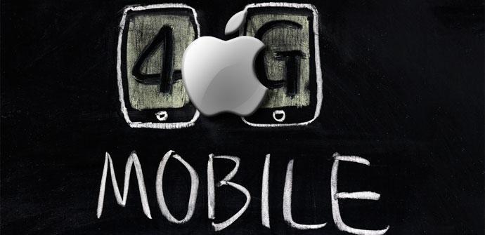 iPhone 5 LTE ne España