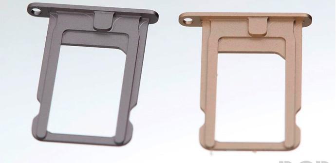 Piezas del iPhone 5S