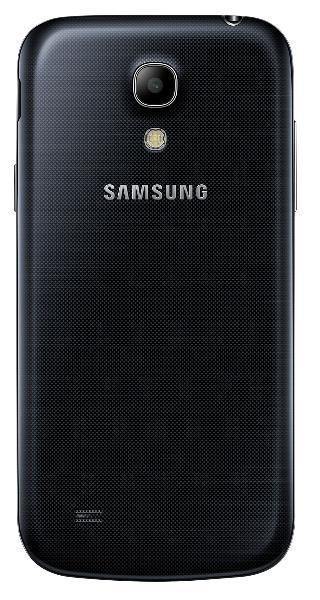 Samsung Galaxy S4 Mini vista trasera