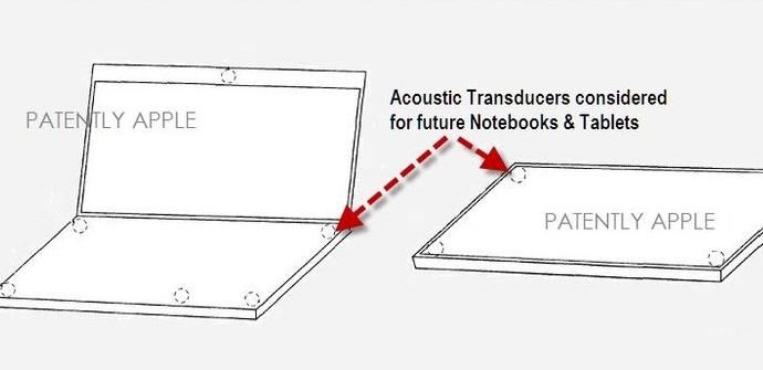 transductores ipad 5