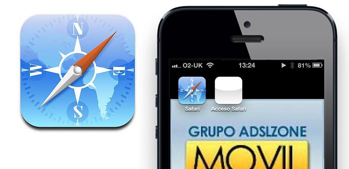 truco safari iphone