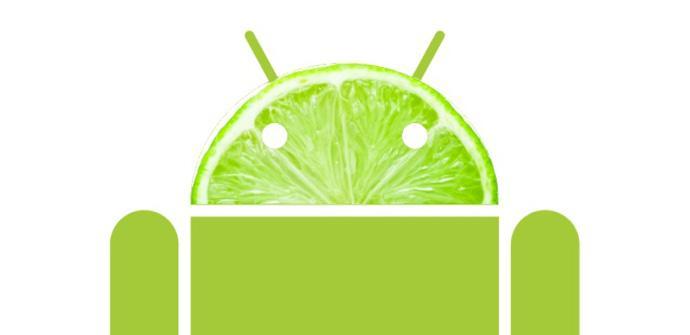 Android 5.0 Key Lime Pie podría presentarse en octubre.