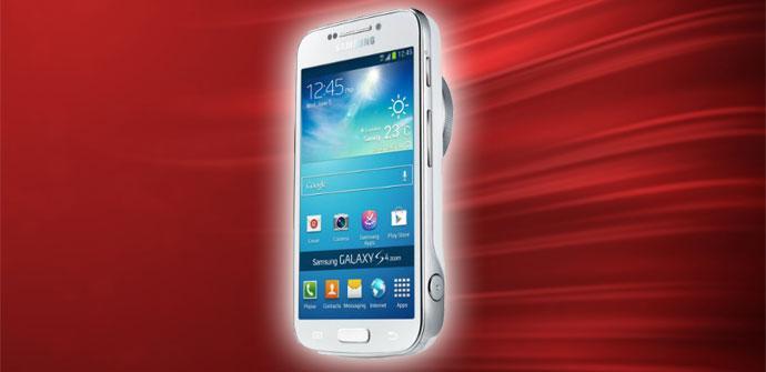 Samsung Galaxy S4 Zoom: Características oficiales