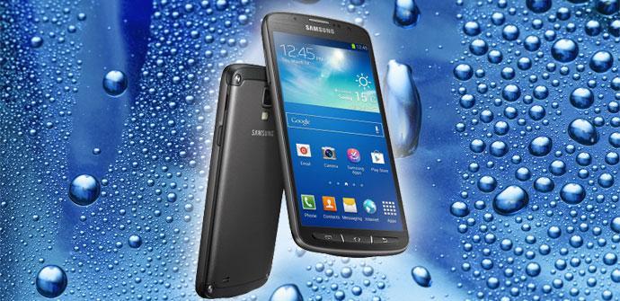 Samsung Galaxy S4 Active: Características oficiales