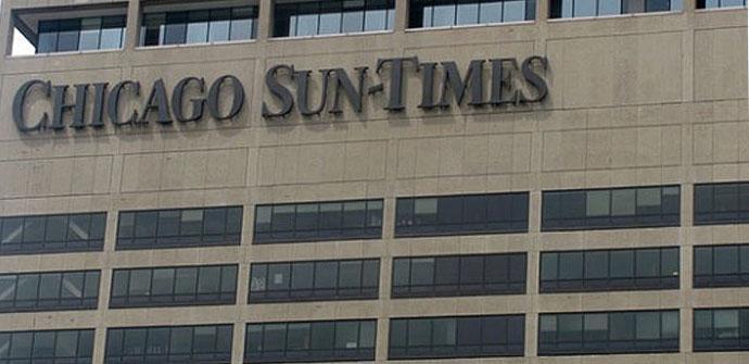Pariódico Chicago Sun Times