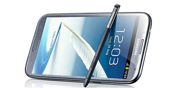 El Samsung Galaxy Note 3 se deja ver en la propia web de la compañía.