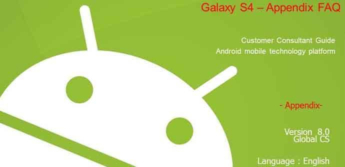 Samsung Galaxy S4: 123 dudas que nadie te había contado.