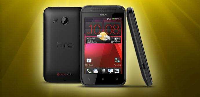 HTC-Desire 200