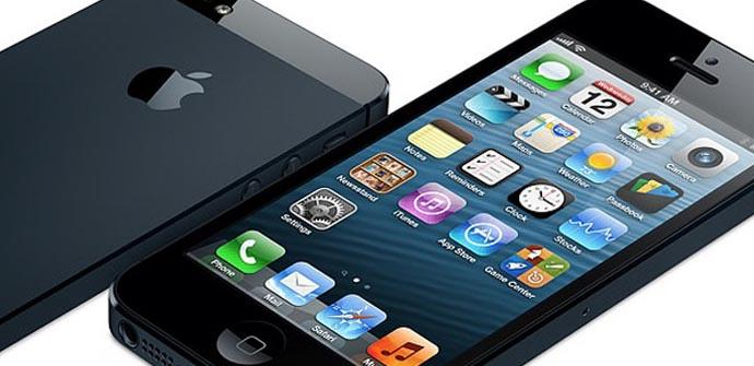El iPhone 5S podría abandonar el color negro.