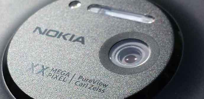 Se filtran nuevas fotos del Nokia EOS.