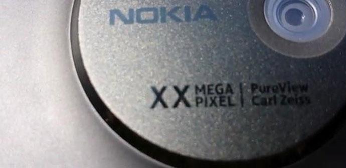 Cámara del Nokia Lumia 1020