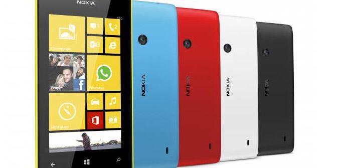 El Nokia Lumia 520 vende 2 millones de unidades.