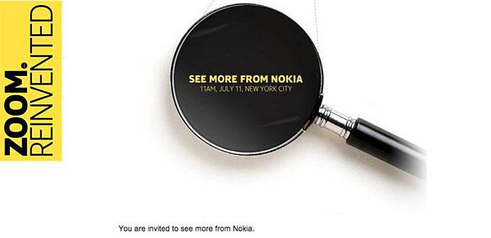 El Nokia Lumia EOS ¿posible presentación el 11 de julio?