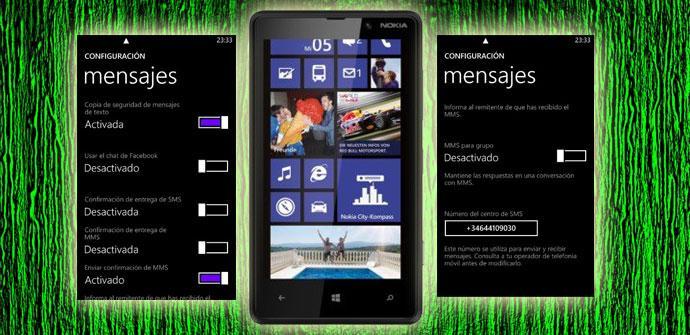 Nokia Lumia 820 copia de seguridad