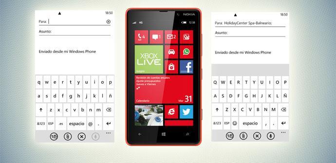 Nokia Lumia 820 voz
