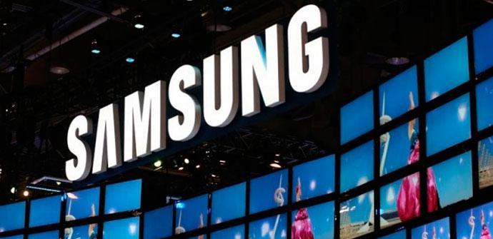 Stand de Samsung