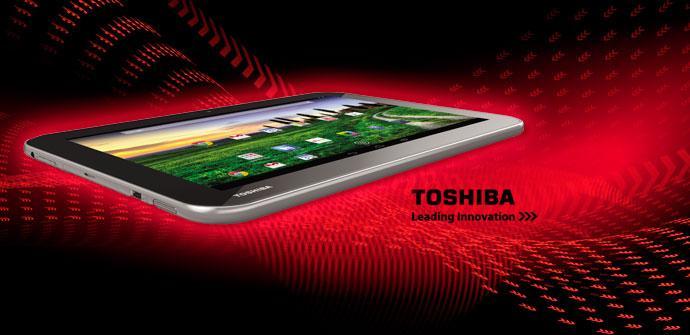 Nuevas tabletas Toshiba Excite