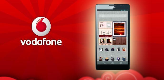 Huawei Ascend Mate: Precios y tarifas con Vodafone.