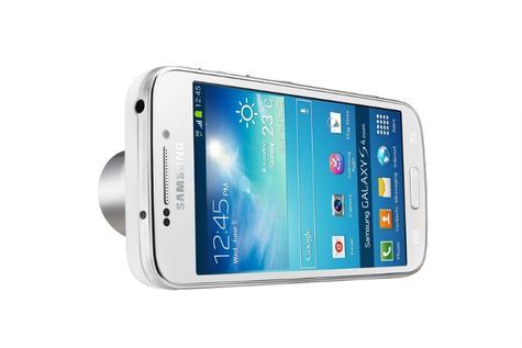 Samsung Galaxy S4 Zoom vista panorámica