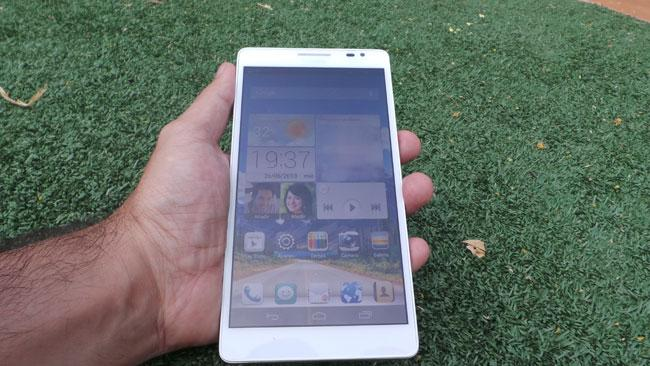 Huawei Ascend Mate frontal