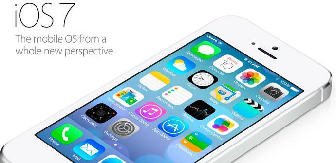 Presentación de iOS 7