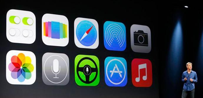 ¿iOS 7 Beta 3 para el 8 de julio?