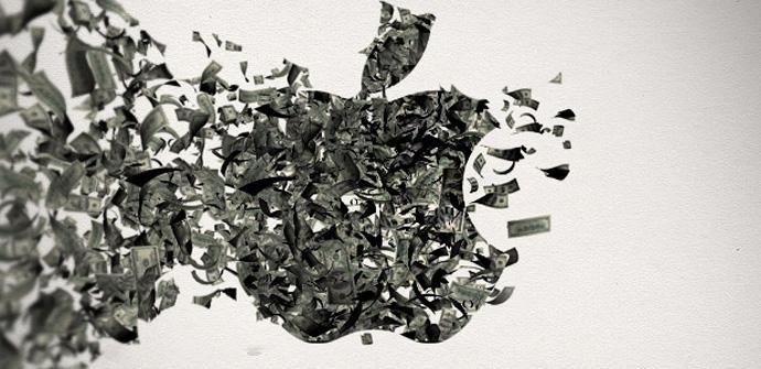 Apple vende menos iPad y baja el beneficio un 21%.