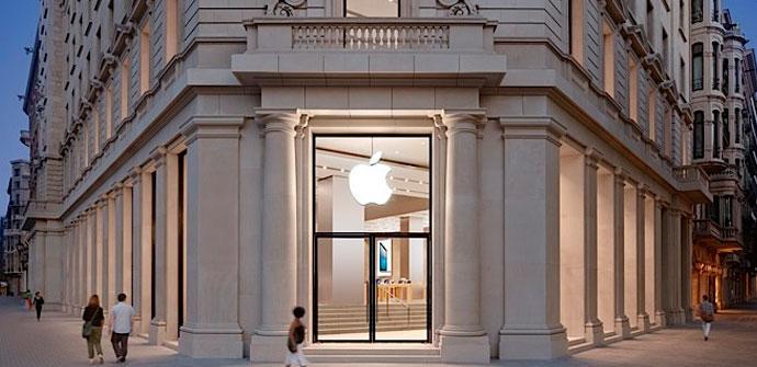 Tienda de Apple en Barcelona