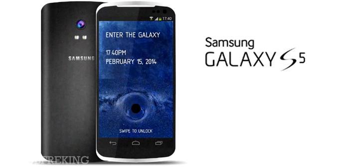 Primer vídeo concepto del Samsung Galaxy S5.