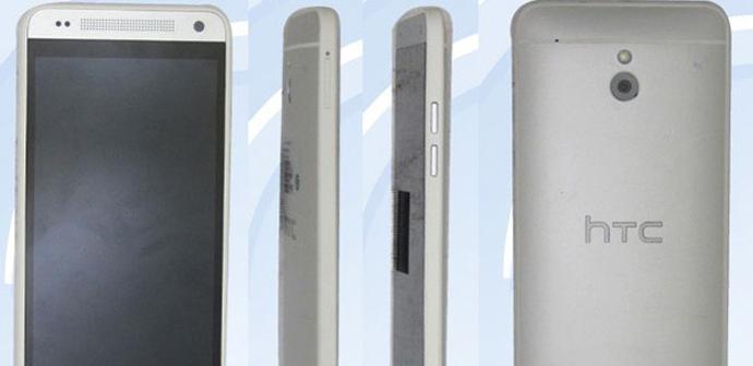 El HTC One mini se deja ver en una web de China.