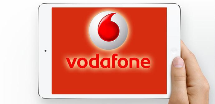 El iPad mini desde 144 euros en el outlet de Vodafone.