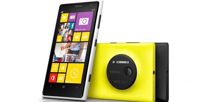 El Nokia Lumia 1020 ya se puede reservar por 799 euros.