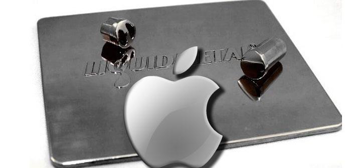 iPhone 5S con Liquidmetal