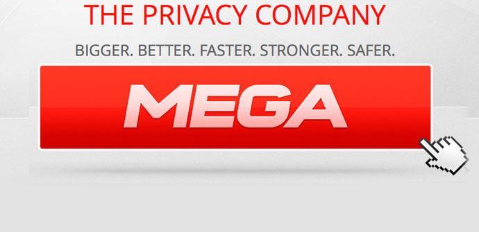 Logotipo de Mega