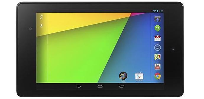 La próxima generación de Nexus 7 podría ser fabricada por LG.