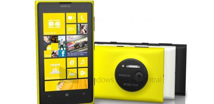 Se filtra un nuevo render del Nokia 909 en varios colores.