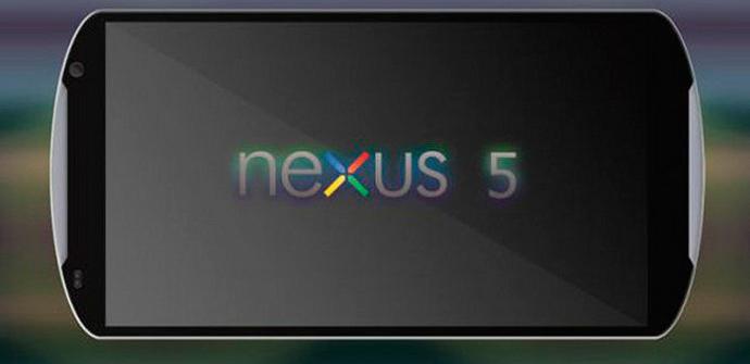 Render del Nexus 5