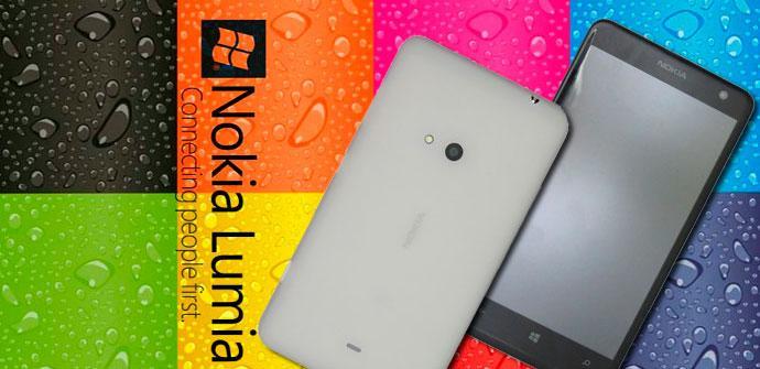 Filtracion del Nokia Lumia 625