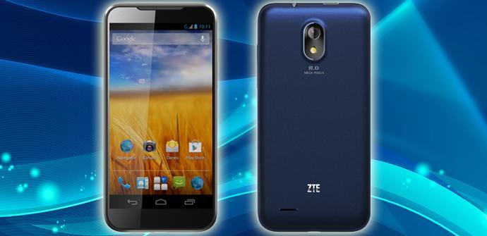El ZTE Grand X Pro llega a España de la mano de Media Markt.