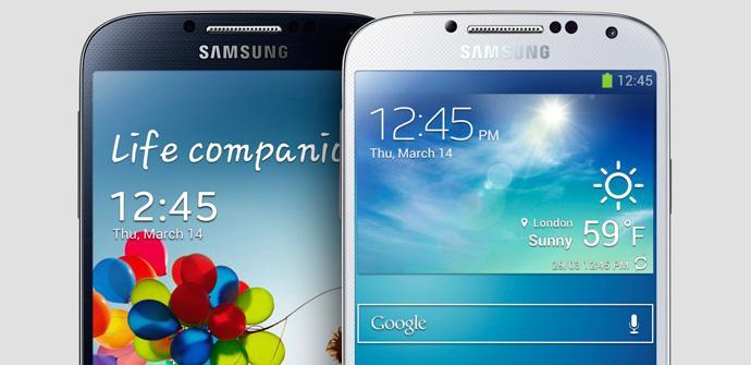 Samsung Galaxy S4 Octacore ya puede comprarse en España.