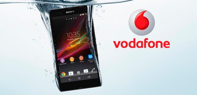 Xperia Z con Vodafone para autónomos.