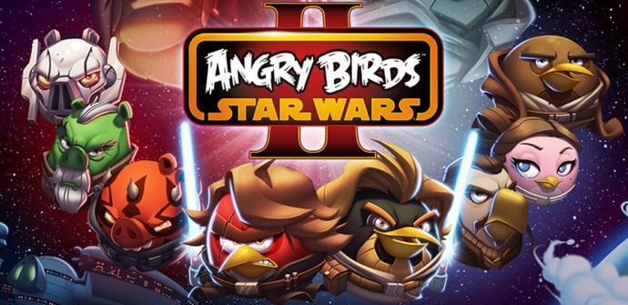 Nuevo juego Angry Birds Star Wars II