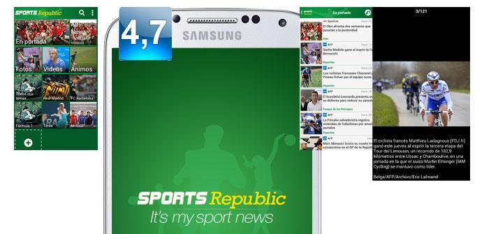 Apertura de Sport Republic