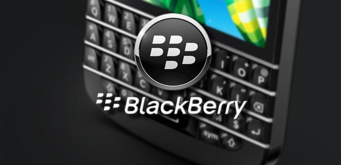 Teclado de BlackBerry Q10