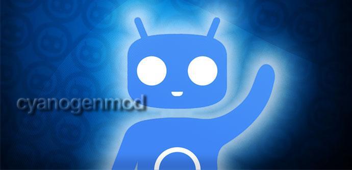 Logo de la ROM CyanogenMod