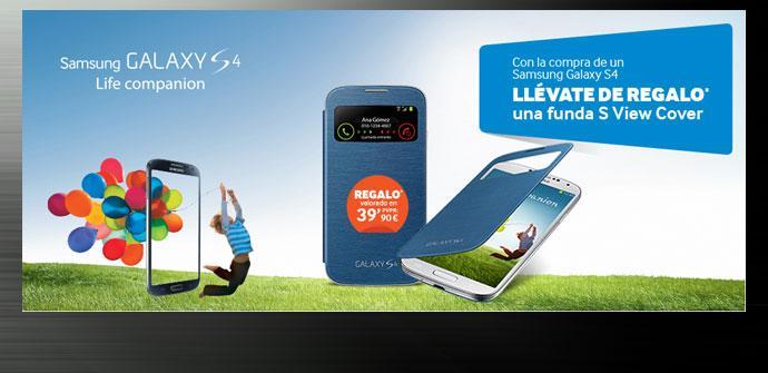 Promoción de Samsung