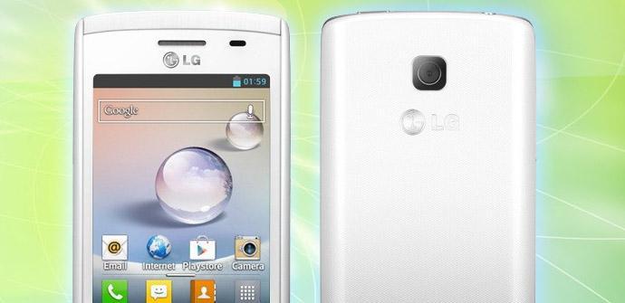 El LG Optimus L1 II costará 70 euros.