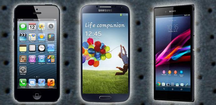 Oferta terminales 4G en The Phone House