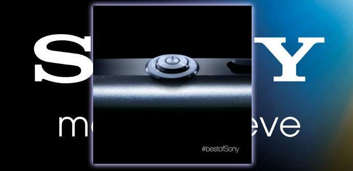 Sony publica el primer teaser del Sony Xperia Z1.