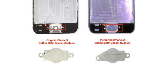 boton home iphone 5S